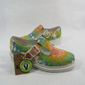 Dr. Martens V Polley MTD Multi Td Fine Canvas Shoe